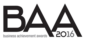 2016 Business Achievement Award Logo