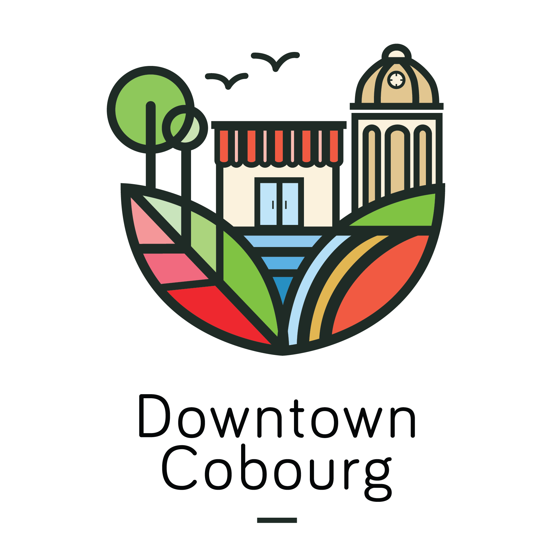 Downtown Cobourg logo