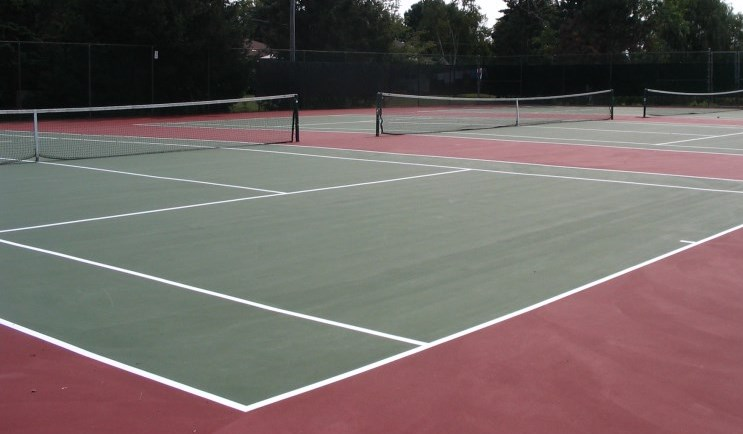 Coverdale Tennis Court