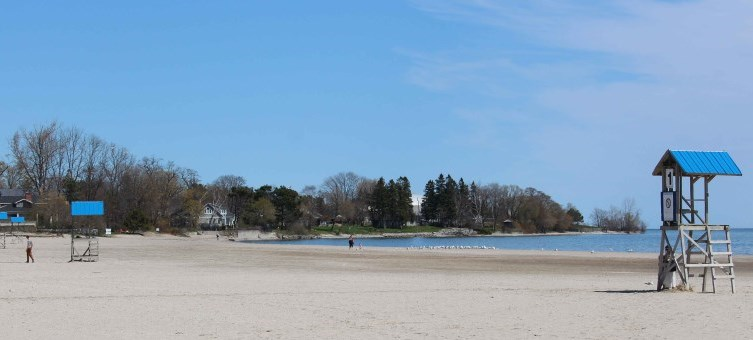 Cobourg Sandy Beach