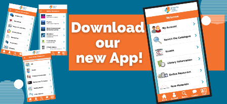 Download our new app