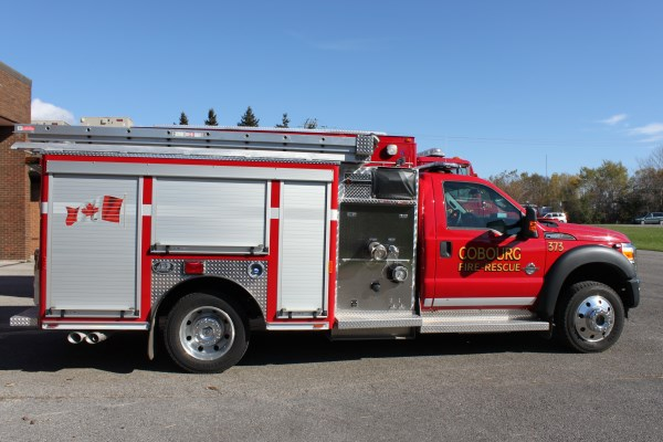 Fire truck picture P373