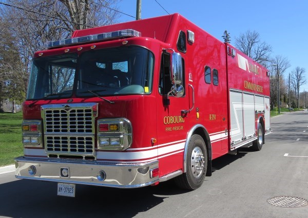 Fire truck picture R391