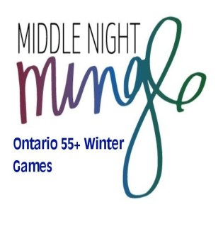 Middle Night Mingle Poster