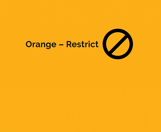 Town of Cobourg Moves into the Orange Restrict Zone