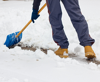 Snow Clearing Safety Rules and Etiquette