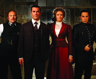 Murdoch Mysteries Returns to Cobourg