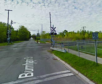 Railway Crossings Temporarily Closing for Maintenance