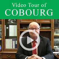 button for video tour of Cobourg