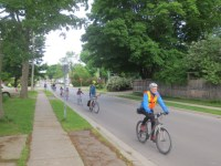 Mayors Ride Active Transportation Week